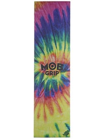 Mob Tie Dye Perforated Griptape  Rainbow