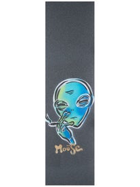 Mouse Alien Hand Sprayed Griptape on Mob