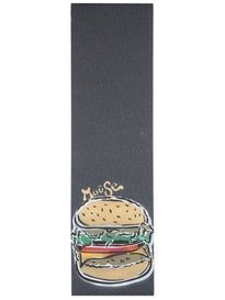 Mouse Burger Hand Sprayed Griptape on Mob