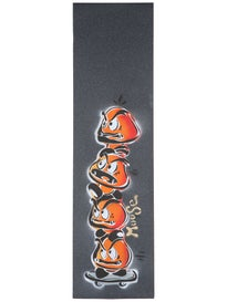 Mouse Goomba Hand Sprayed Griptape on Mob