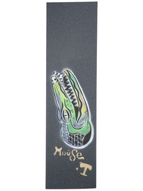 Mouse x Ramsey Reptilian Hand Sprayed Griptape on Mob