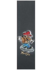 Mouse Skate Life Hand Sprayed Griptape on Mob
