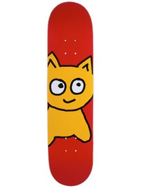 Meow Big Cat Red Deck  7.75 x 31