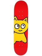 Meow Big Cat Red Deck 8.0 x 31.25