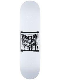 Meow Lacey Baker Ink Splat Deck  8.25 x 31.75