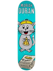 Meow Mariah Duran Whiskers Deck  7.75 x 31.625