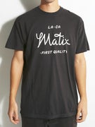Matix First Quality T-Shirt