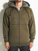 Matix Asher Modern Fleece Hoodzip