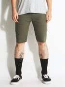 Matix Gripper Bedford Cord Shorts Army