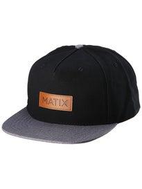 Matix Dockman Snapback Hat