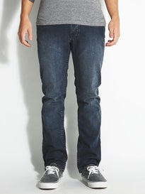 Matix Gripper Slim Straight Jeans Burrow