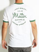 Matix Lifetime Ringer T-Shirt