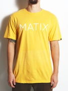Matix Monoset S15 Heather T-Shirt