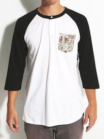 Matix Marauder 3/4 Sleeve Henley Shirt