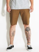 Matix Miner Bedford Cord Shorts Light Brown