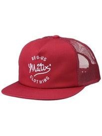 Matix Mill Snapback Hat