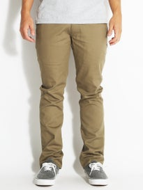 Matix Welder Classic Stretch Chino Pant British Khaki