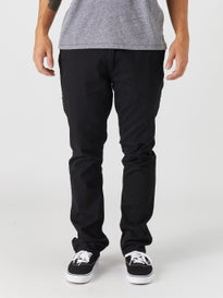 Matix Welder Classic Stretch Chino Pant Black