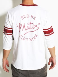 Matix Winall Jersey Knit 3/4 Sleeve Shirt