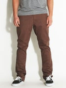 Matix Welder Classic Heather Pants Brown