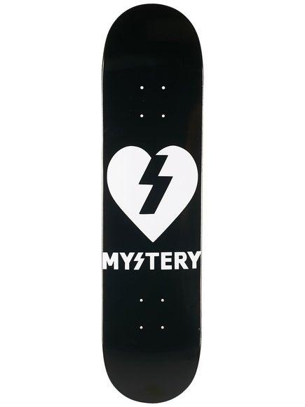 Mystery Heart Logo Deck 7.75 x 31.5