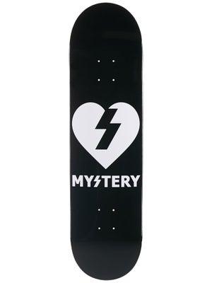Mystery Heart Logo Deck  8.25 x 32