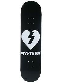 Mystery Heart Logo Deck 8.0 x 32