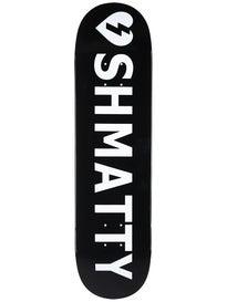 Mystery Shmatty Logo Deck  8.0 x 31.75