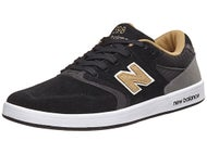 New Balance Numeric 598 Shoes Black/Gold