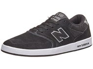 New Balance Numeric 598 Shoes Black Suede