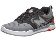 New Balance Numeric 868 Shoes Grey/Black
