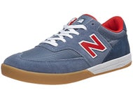New Balance Numeric Allston 617 Shoes Blue/Gum