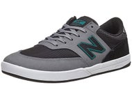 New Balance Numeric Allston 617 Shoes Gunmetal/Black