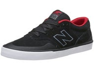 New Balance Numeric Arto 358 Shoes Black Suede