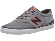 New Balance Numeric Arto 358 Shoes Grey/Black