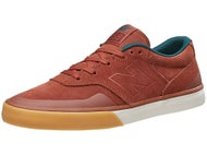 New Balance Numeric Arto 358 Shoes Rust Leather