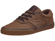 New Balance Numeric Arto 358 Shoes Saddle/Gum