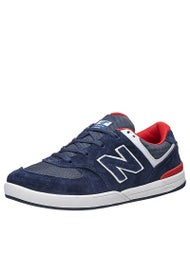 New Balance Numeric Logan-S Shoes  Blue Suede