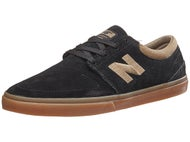 New Balance Numeric Brighton 344 Shoes Black/Gum
