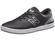 New Balance Numeric Logan 637 Shoes  Black