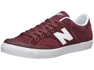 New Balance Numeric Pro Court 212 Shoes Burgundy