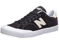 New Balance Numeric Pro Court 212 Shoes Black/White