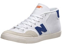 New Balance Numeric Pro Court 213 Shoes White/Royal