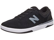 New Balance Numeric PJ 533 Shoes Black/Grey/White