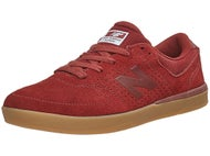 New Balance Numeric PJ Stratford Shoes Rust/Gum