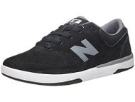 New Balance Numeric PJ Stratford Shoes  Black Suede