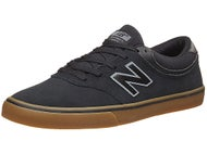 New Balance Numeric Quincy 254 Shoes Black/Gum