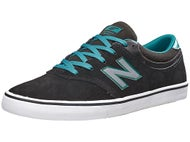 New Balance Numeric Quincy 254 Shoes Black/Jade
