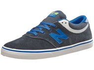 New Balance Numeric Quincy 254 Shoes Blue/White