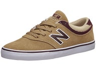New Balance Numeric Quincy 254 Shoes Dust/Supernova Red